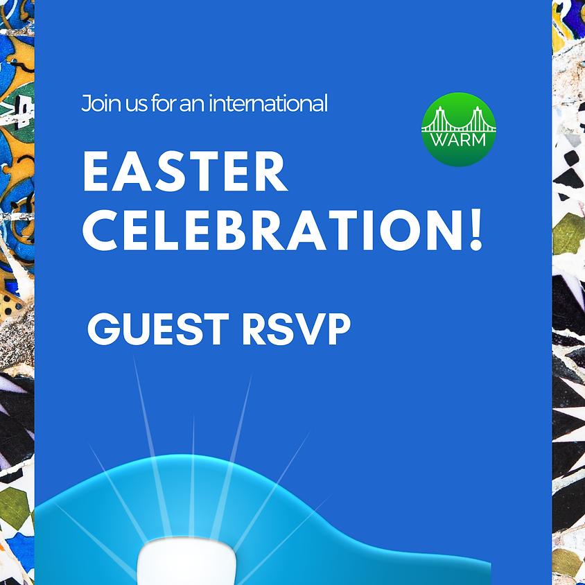 2020 Easter Celebration GUEST RSVP
