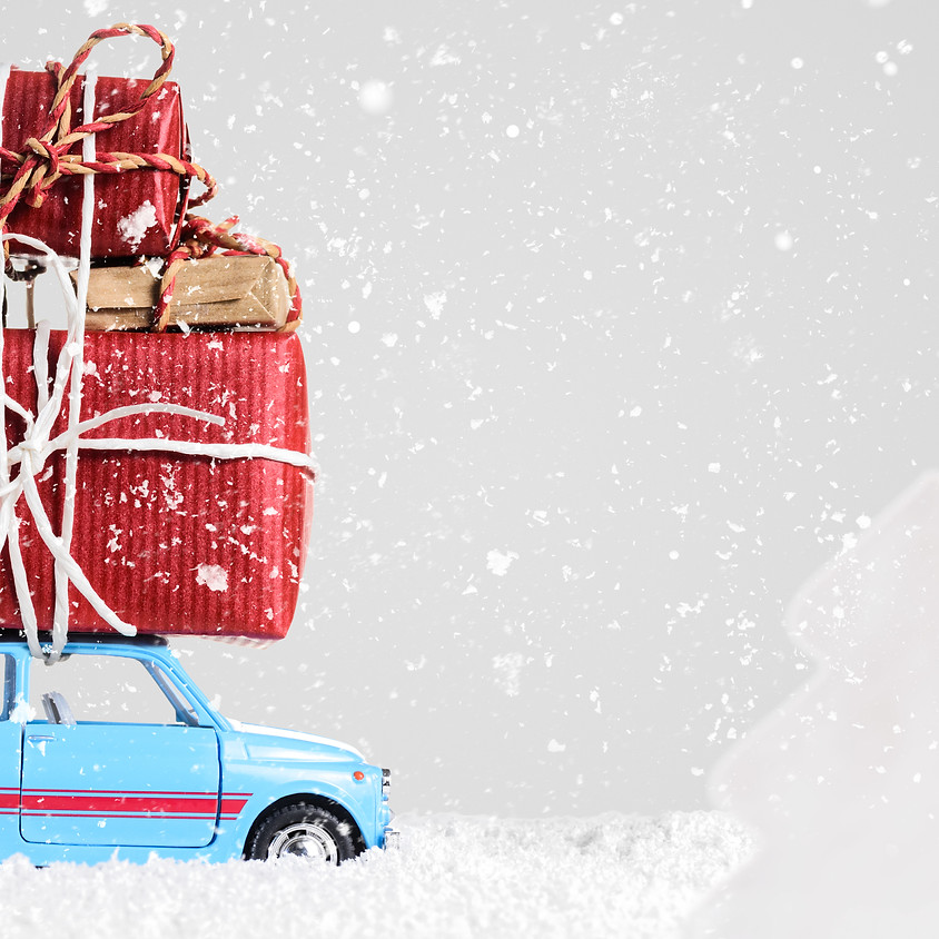 Christmas Gift Deliveries at multiple times