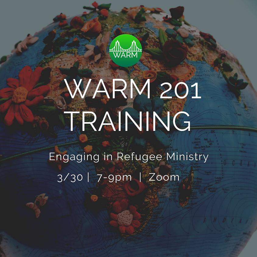 WARM 201 Training