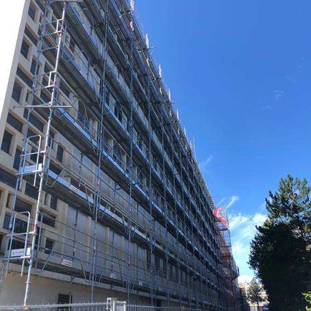 Le Lycée Langevin (Martigues) s'offre une beauté !