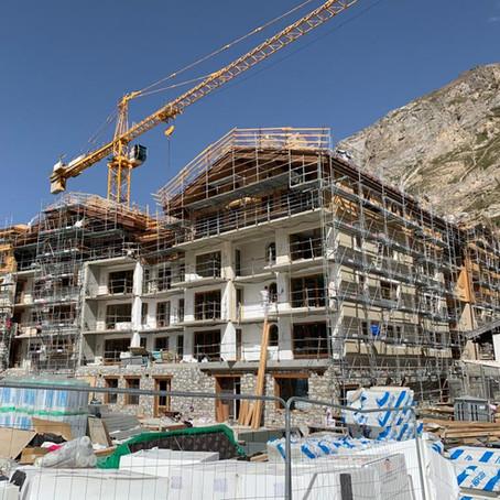 Un nouvel hôtel pour une nouvelle saison de ski à Val d'Isère !