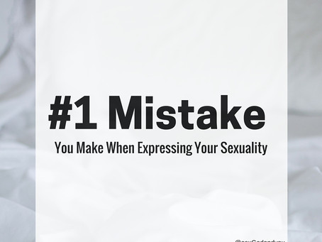 The #1 Reason You've Been Losing at Sexuality