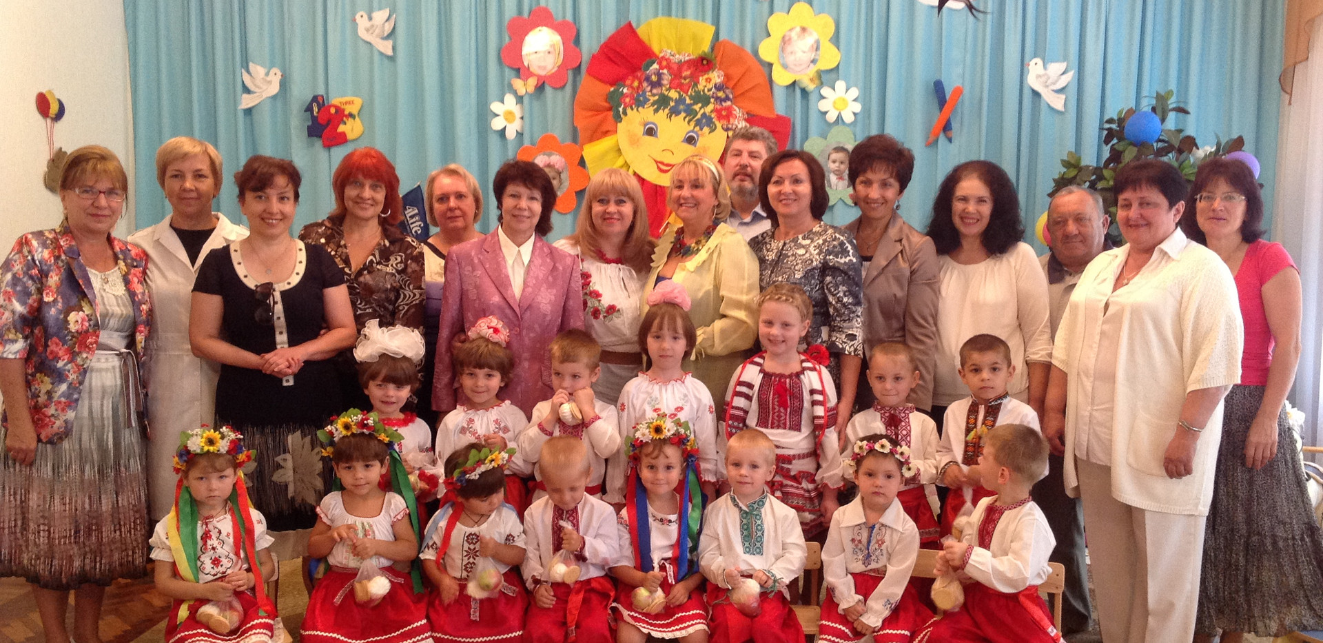 Дом малютки. Украина.