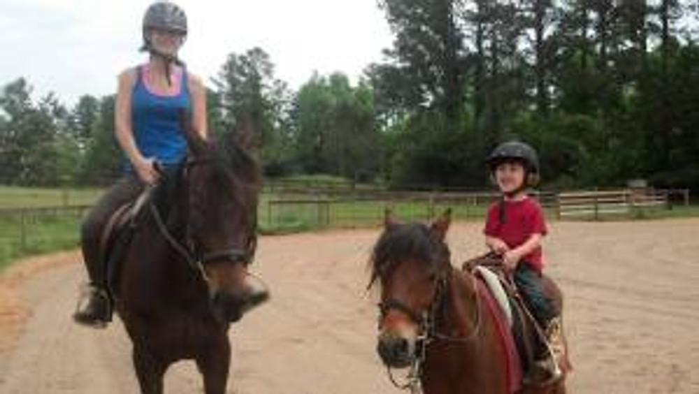 JulieCarter.Horseback