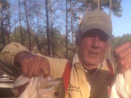 Georgia Big Sticks: Q&A with Ronnie Garrison