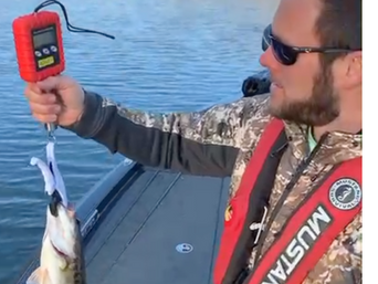 High Tech Fishing: No blast-offs or weigh-in's & more bass saved