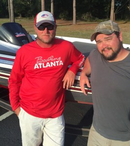 Roomies on the lake, Couch's title, Eufaula's top guns