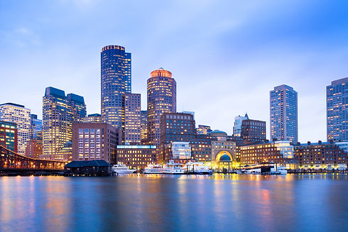 Financial District Skyline and Harbour a