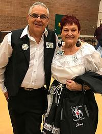 Jim and Joan