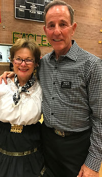 Mike and Karen