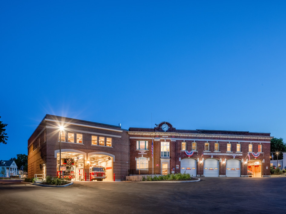 Augusta (Hartford) Fire Station, ME