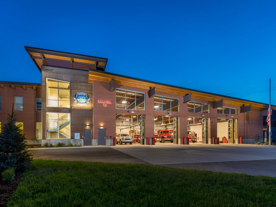 Eagle River Fire Protection DIstrict, Station 12