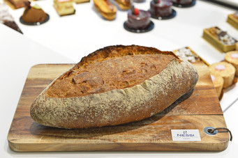 Pain campagnard (levain naturel)