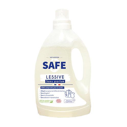 Lessive Sans parfum 100% naturelle 3L