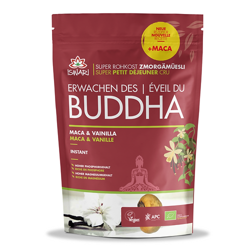 Éveil du Buddha MACA & VANILLE