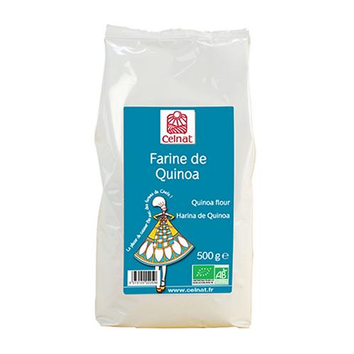 Farine de Quinoa CELNAT