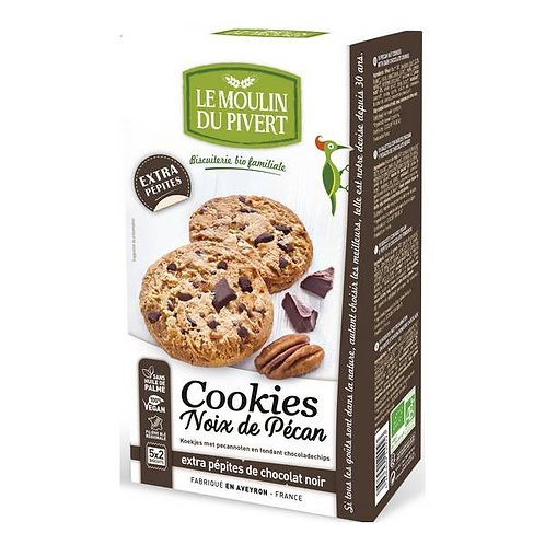 Cookies Pecan extra pépites CHOCOLAT NOIR
