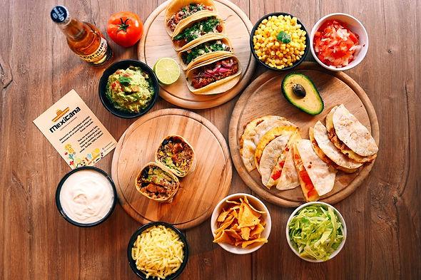Comida Mexicana y Mucho Más - Mexicana