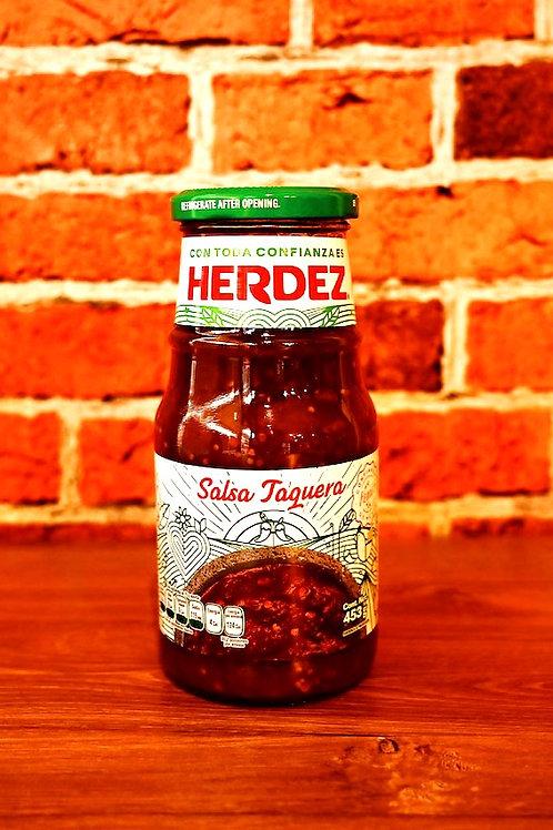 Salsa Taquera Herdez 453g