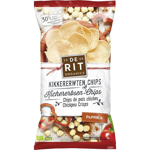 Chips Pois Chiches Paprika