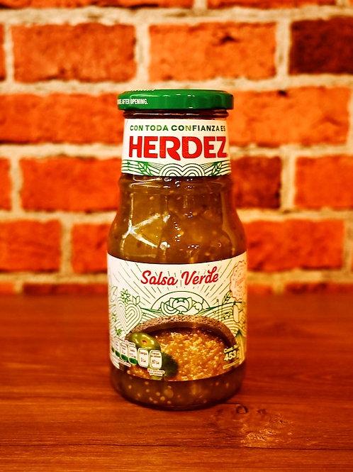 Salsa Verde Herdez 453g