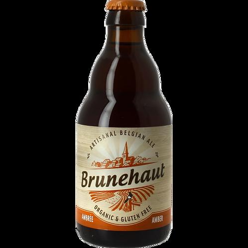 Bière BRUNEHAUT BIO AMBRÉE