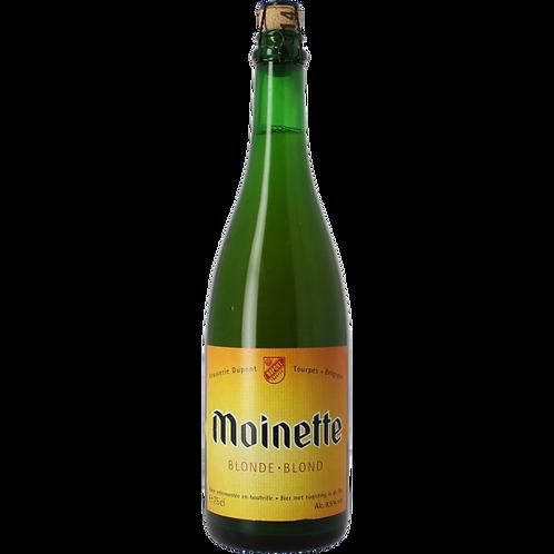Bière Blonde MOINETTE BIOLOGIQUE