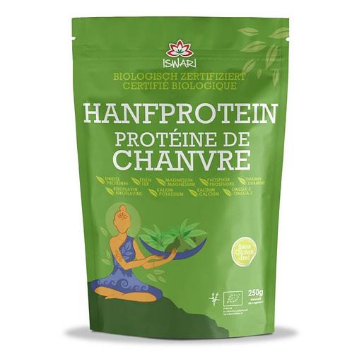 Protéine de CHANVRE CRU
