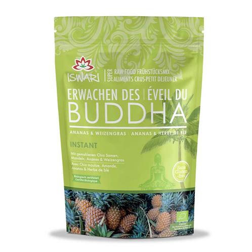 Éveil du Buddha ANANAS & HERBE DE BLÉ CRU