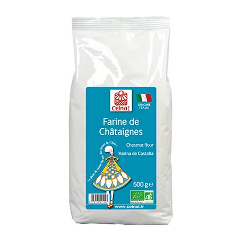 Farine de Chataîgnes CELNAT