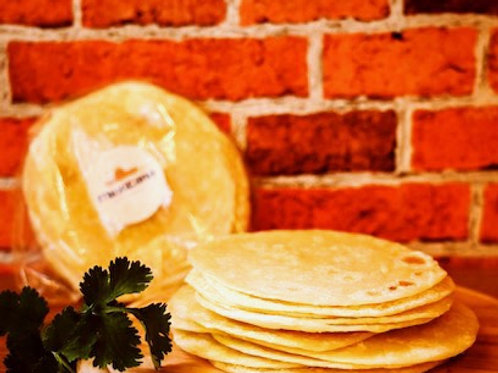 Tortillas de Trigo 12cm 15 pz (Los Tacos)