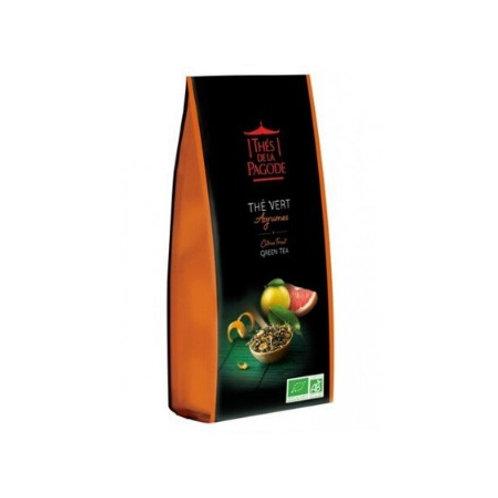 Thé Vert aux AGRUMES
