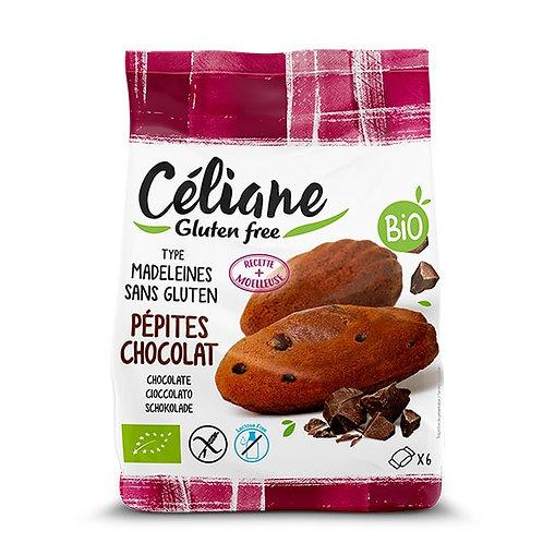 Madeleines PÉPITES CHOCOLAT
