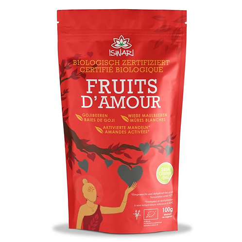 Fruits d'Amour Cru Germés