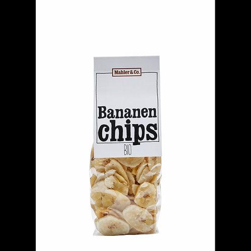 Chips de banane salées BIO