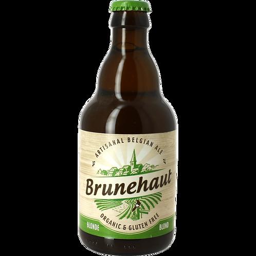 Bière BRUNEHAUT BLONDE BIO