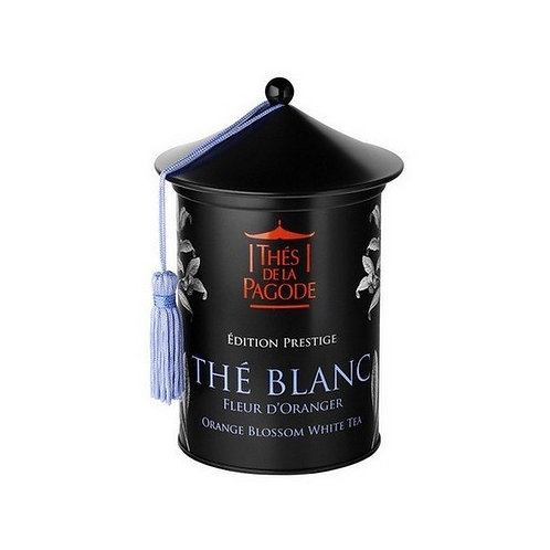 Thé Blanc FLEUR D'ORANGER
