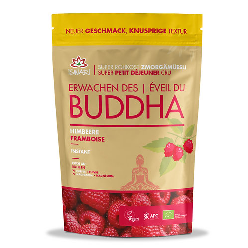 Éveil du Buddha FRAMBOISE CRU
