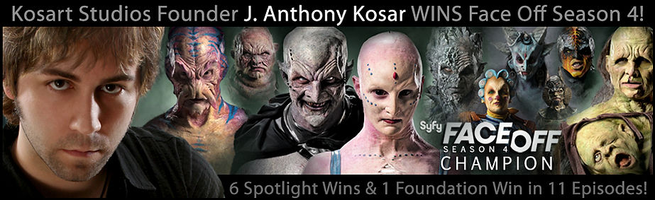 FACE OFF J. Anthony Kosar