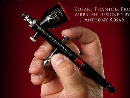 Kosart Phantom Pro Airbrush - Deluxe Kit