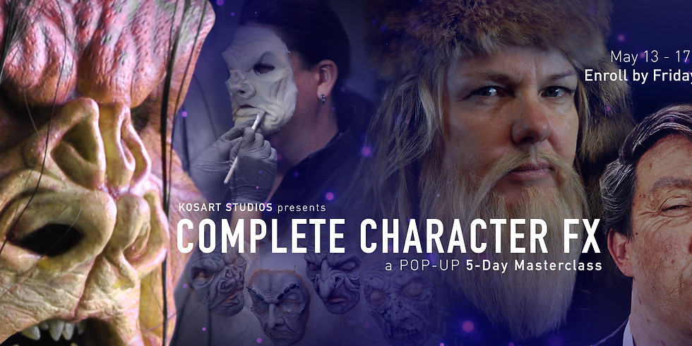 COMPLETE CHARACTER FX