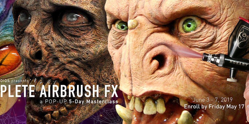 COMPLETE AIRBRUSH FX
