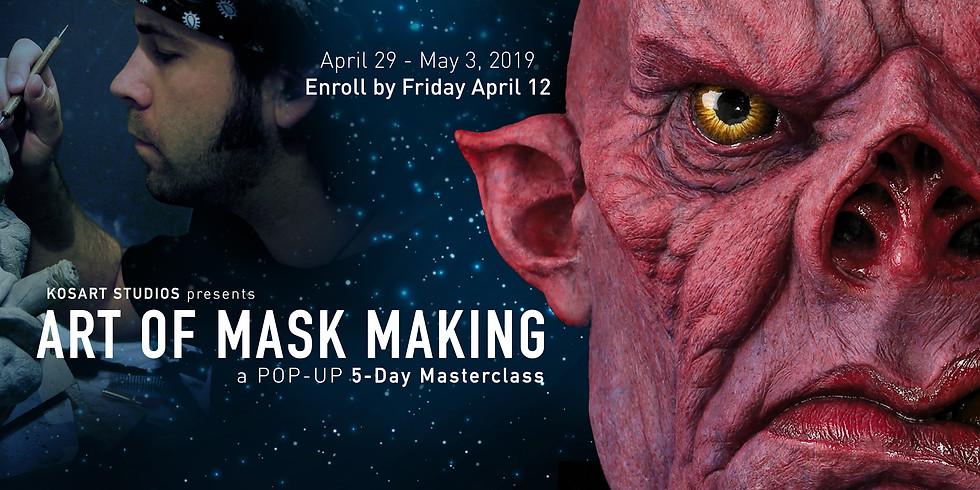ART OF MASK MAKING