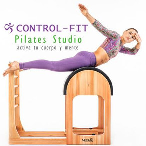 ControlFit Pilates CL: Activa  tu cuerpo, mente y espíritu