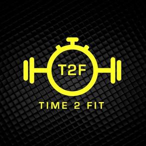 Time 2 Fit Chile: Vive entrenamientos llenos de energía
