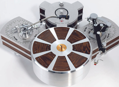 Sperling Audio's Masselaufwerk L-1
