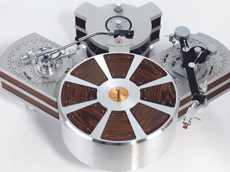 Sperling Audio's Masselaufwerk L-1