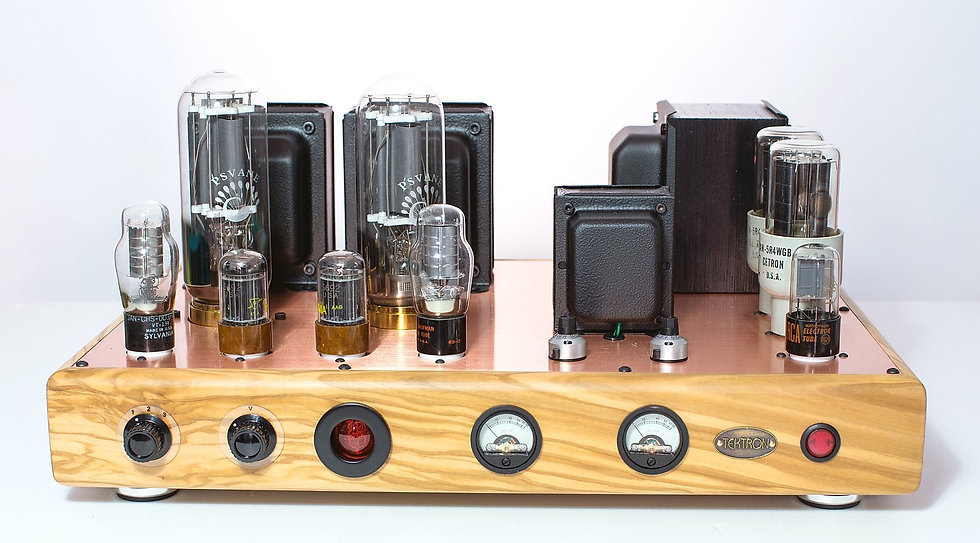 Tektron TK211SI REF tube integrated amp