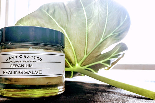 Salve Jar - Herb & Flower Coco butter
