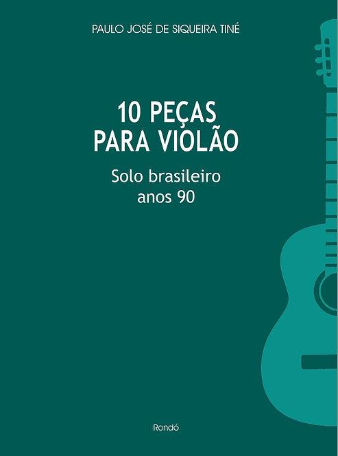 10 peças para violão